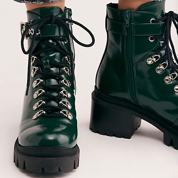 9ee3515a803b Fashion Waterproof Middle Height Heel Boots – kismina